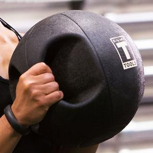 Body-Solid Tools Dual Grip Medicine Balls