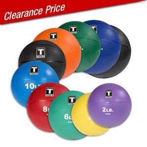Body-Solid Medicine Balls 4lb., 12lb., 16lb., 20lb., 30lb Clearance! (BSTMB)