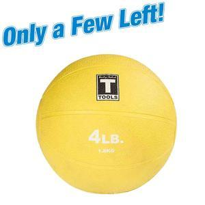 Body-Solid Medicine Ball 4lb. (BSTMB4)