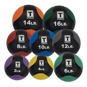 Body-Solid Tools Premium Medicine Balls available in 2lb. to 16lb.