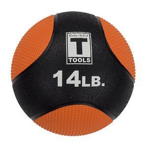 14 Pound Premium Medicine Ball (BSTMBP14)