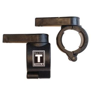 Body-Solid Tools Muscle Clamp Collars Black (BSTMC02BK)