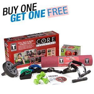 Core Essentials Buy One Get One Free!