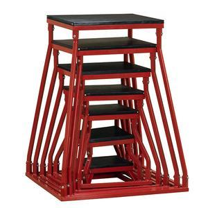 Body-Solid Steel Frame Plyo Boxes available in 6in. to 42in. tall