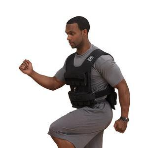 Body-Solid Weighted Vest 20lbs. (BSTWV20)