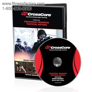 CrossCore Tactical Action DVD (CCOREDVD)