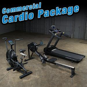 Commercial Cardio Package