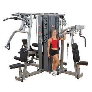 ProDual DGYM Frame with Modular Stations