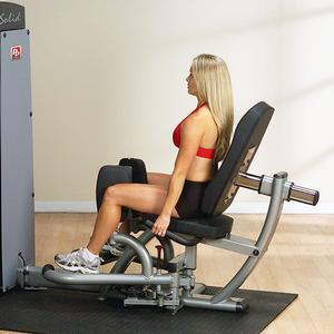DGYM Inner Outer Thigh Station 210lb. Stack (DIOT-S)