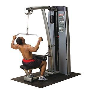 ProDual DLAT Lat Mid Row Machine