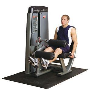 ProDual DLEC Leg Extension Curl Machine