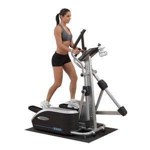 Endurance E300 Center Drive Elliptical Trainer