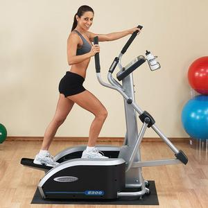 Endurance E300 Elliptical with Free Core Essentials & Mat