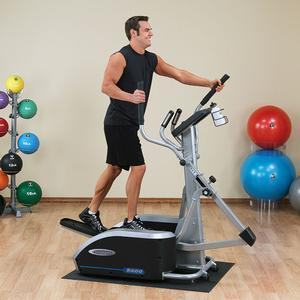 Endurance E400 Elliptical with Free Core Essentials & Mat