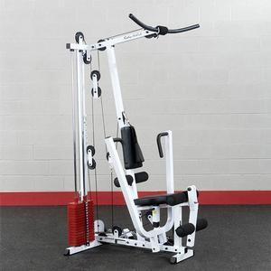 Body-Solid EXM1500S Red Stack Home Gym