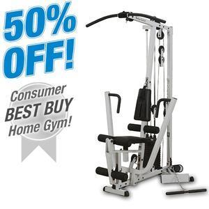 Body-Solid EXM1500S Home Gym (EXM1500S)