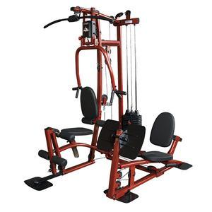 EXM1 Fitness Factory Home Gym with Leg Press