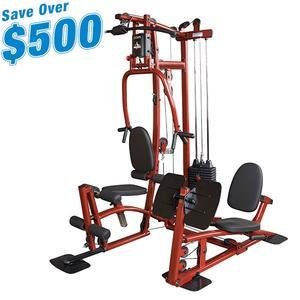 EXM1 Home Gym with Leg Press, Save over $500! (EXM1LPS)