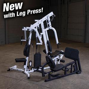 Body-Solid EXM2500S Home Gym with Leg Press