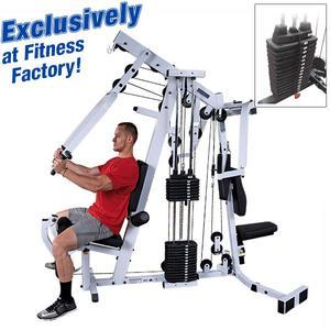 Body-Solid EXM2500S Home Gym with 300lb. Stack