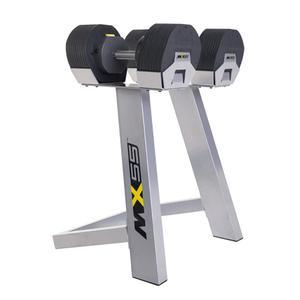 MX55 Rapid Change Dumbbell System with Stand 2