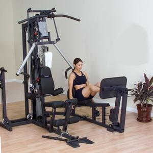 Body-Solid G2B Home Gym with Leg Press