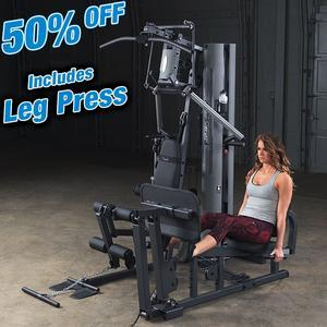 Body-Solid G2B Bi-Angular® Home Gym with Leg Press