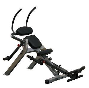 Body-Solid Semi-Recumbent Mantis Ab Bench