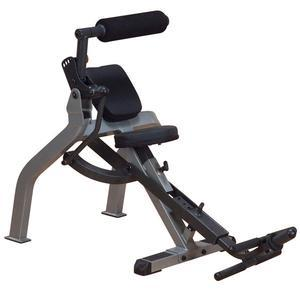 Body-Solid Semi-Recumbent Dual Ab Bench (GAB350)