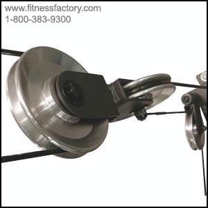 Aluminum Pulley Upgrade for GLA348QS (GAP348)