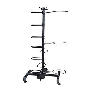 Body-Solid Vertical Accessory Rack (GAR100)