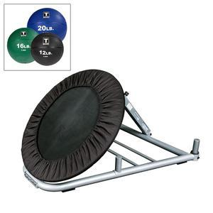 Body-Solid Ball Rebounder Package