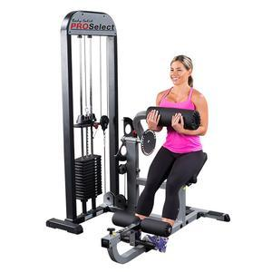 Body-Solid Pro Select Ab and Back Machine (GCAB-STK)