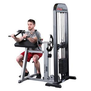 Body-Solid Pro Select Bicep Tricep Machine (GCBT-STK)