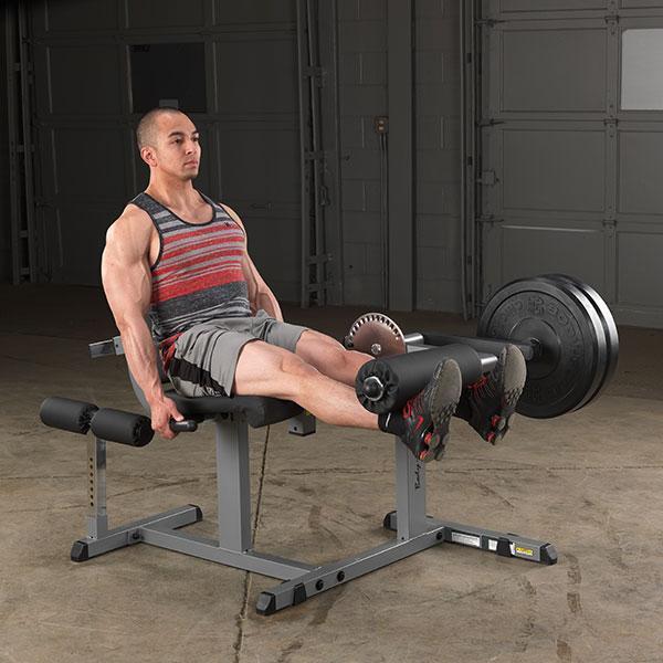Body Solid Cam Series Leg Extension Leg Curl Machine