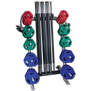 Body-Solid Cardio Barbell Rack Package