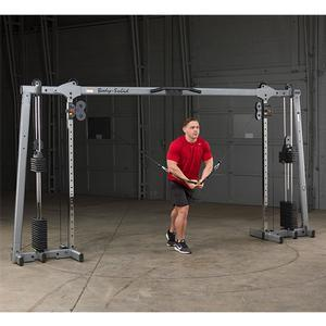 Body-Solid GDCC250 Cable Crossover