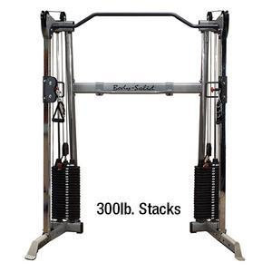 Body-Solid Functional Trainer with 300 Pound Stacks (GDCC300)