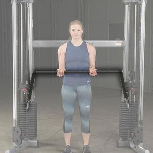 Functional Trainer Dual Press Bar