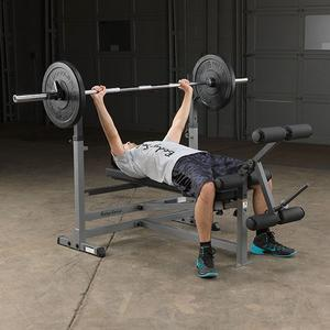 Body-Solid Power Center Olympic Bench (GDIB46L)