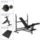 Body-Solid PowerCenter Bench Package #FFO8 (GDIB46LFFO8)