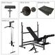 Body-Solid Olympic Bench Package #FFO9 (GDIB46LFFO9)
