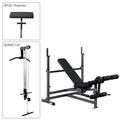 Body-Solid PowerCenter Bench with Lat