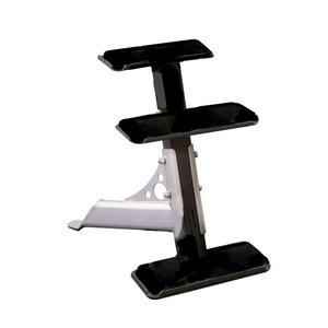 Body-Solid 3 Tier Kettlebell Rack (GDKR50)