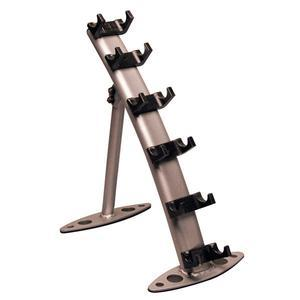 Body-Solid Small Vinyl Dumbbell Rack