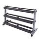 Body-Solid 3 Tier Heavy Dumbbell Rack (GDR603T)