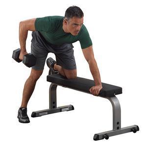 Body-Solid Heavy Duty Flat Bench