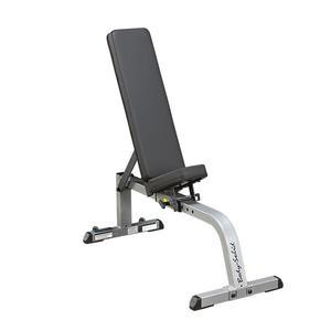 Body-Solid Heavy Duty Flat Incline Bench