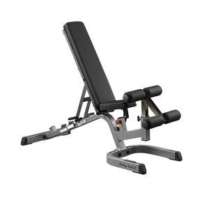Body-Solid Heavy Duty Flat-Incline-Decline Bench