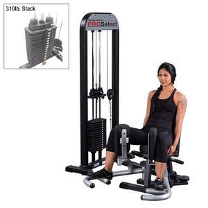 Body-Solid Pro Select Inner Outer Thigh Machine 300lb. Stack
